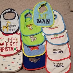 Other - 12 bibs Bundle.